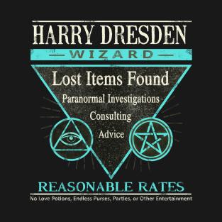 ebd13246 Harry Dresden T-Shirts | TeePublic