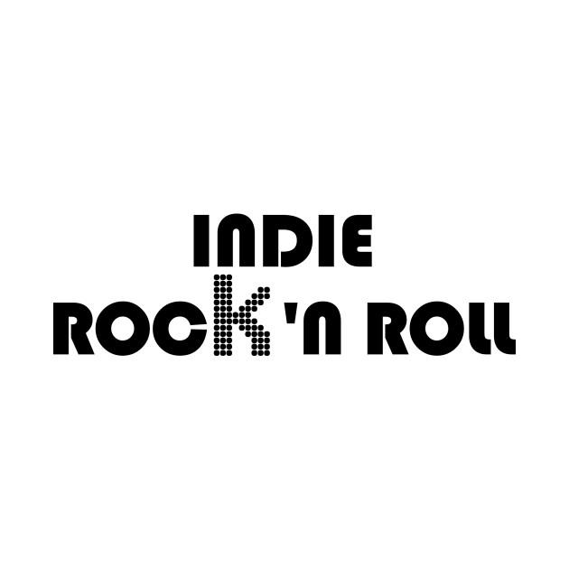 Indie rock'n roll