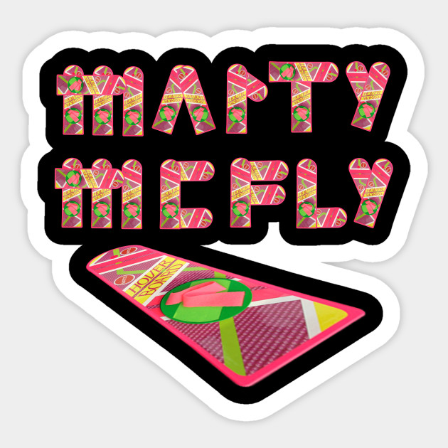 Image result for Marty Mcfly hoverboard clipart