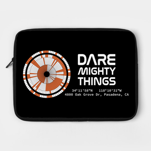 Dare Mighty Things Perseverance Mars Rover Hidden Code