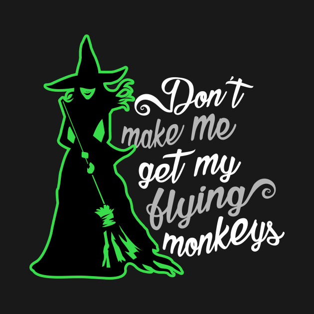Wicked Witch Flying Monkeys