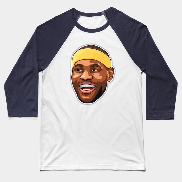 online retailer e0264 6946c LeBron James Face Cartoon