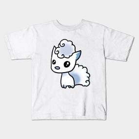 268f6c1d Alola Vulpix Kids T-Shirts | TeePublic