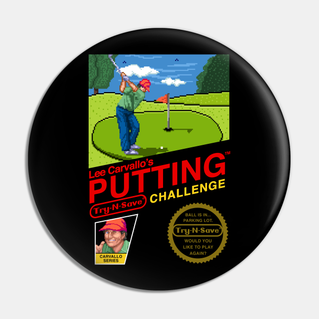 Lee Carvallo's Putting Challenge 2