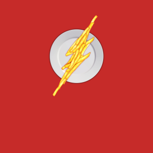 Flash Food t-shirts
