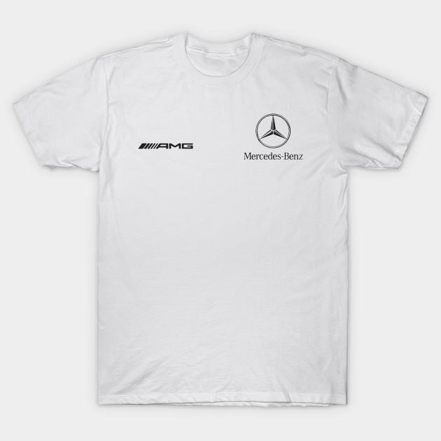 mercedes benz racing amg car t shirts car t shirt. Black Bedroom Furniture Sets. Home Design Ideas