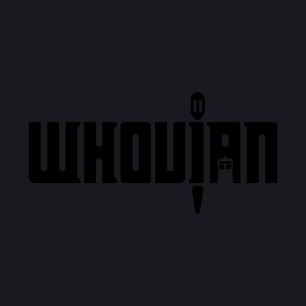 Whovian Blue