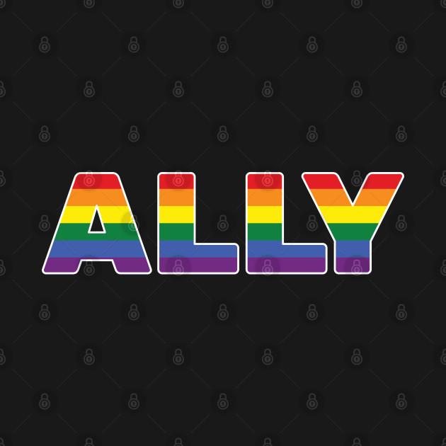 LGBTQ Ally LGBTQ Rights