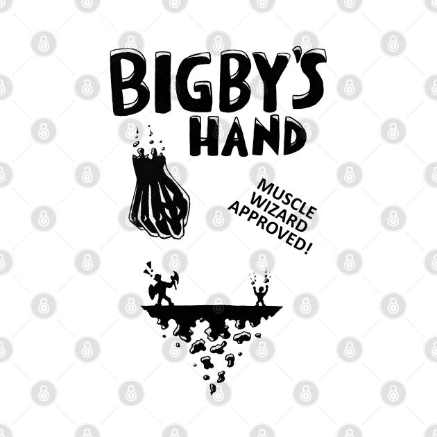 Bigby's Hand