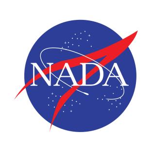 NADA t-shirts