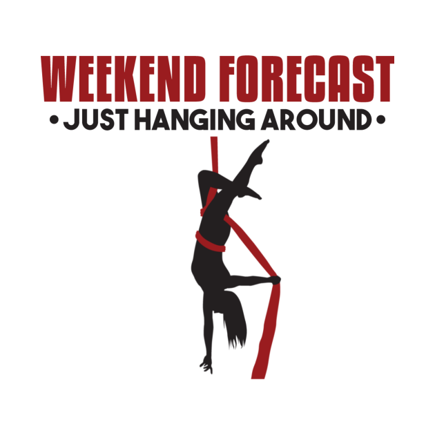 Weekend Forecast Just Hanging Around Aerialist
