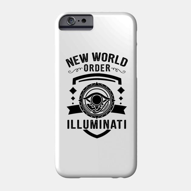 illuminati new world order conspiracy theory conspiracy phone