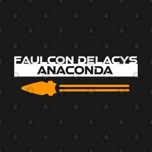 Elite: Dangerous - Faulcon DeLacy