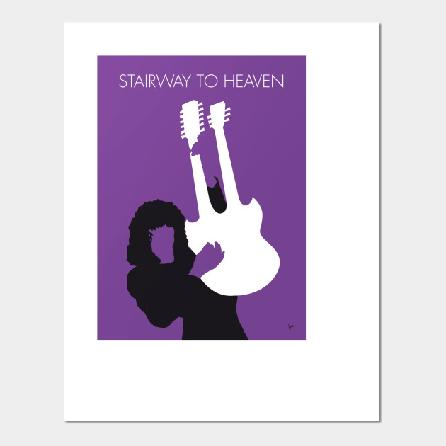 No011 MY Led zeppelin Minimal Music poster - Minimal - Posters and ...