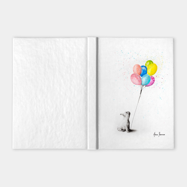 The French Bulldog and The Balloons