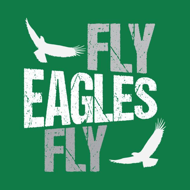 4db30ebfa Fly Eagles Fly T-Shirt - Fly Eagles Fly Philadelphia Eagles Eagles ...