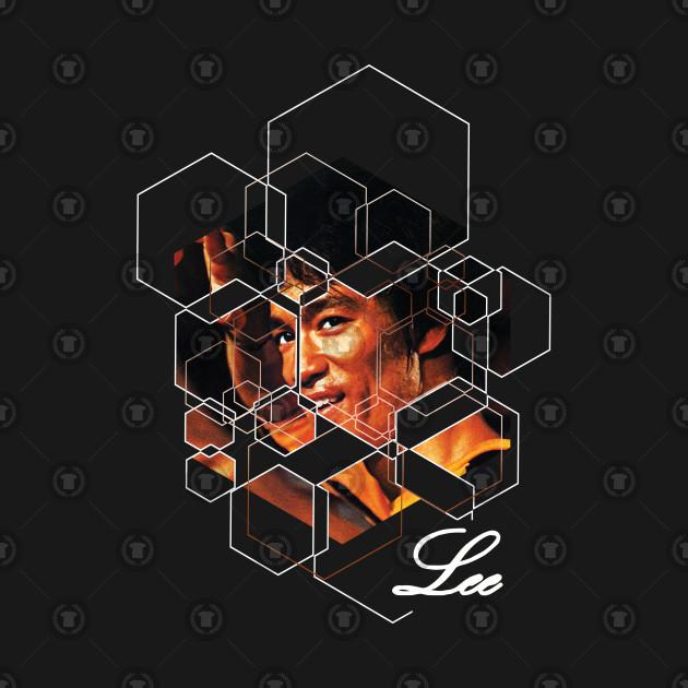 Bruce Lee Poligonal