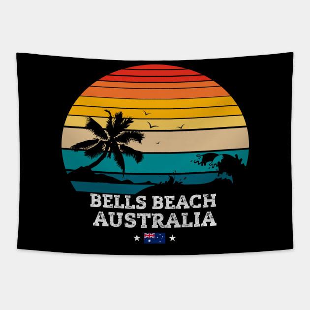 BELLS BEACH, TORQUAY AUSTRALIA