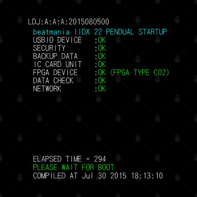 IIDX STARTUP
