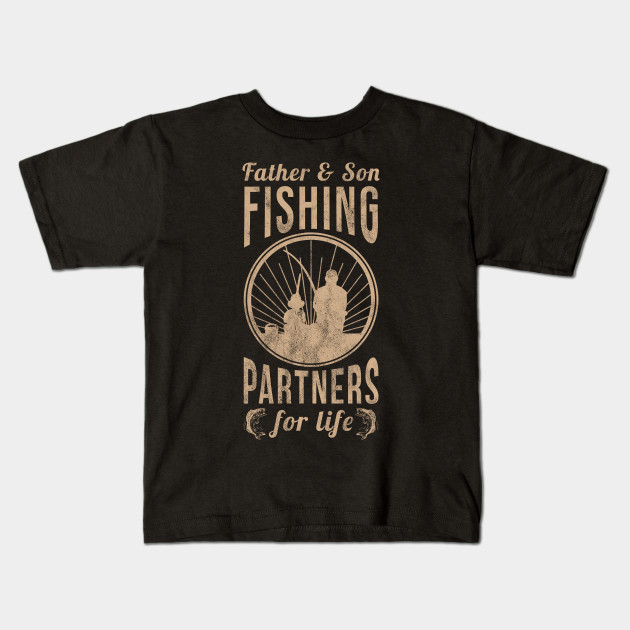 ab736d75 Father's Day Gifts Father Son Fishing Partners Shirt - Fathers Day ...