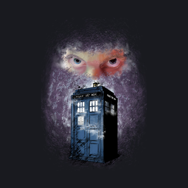 THE DOCTOR IS WATCHING YOU
