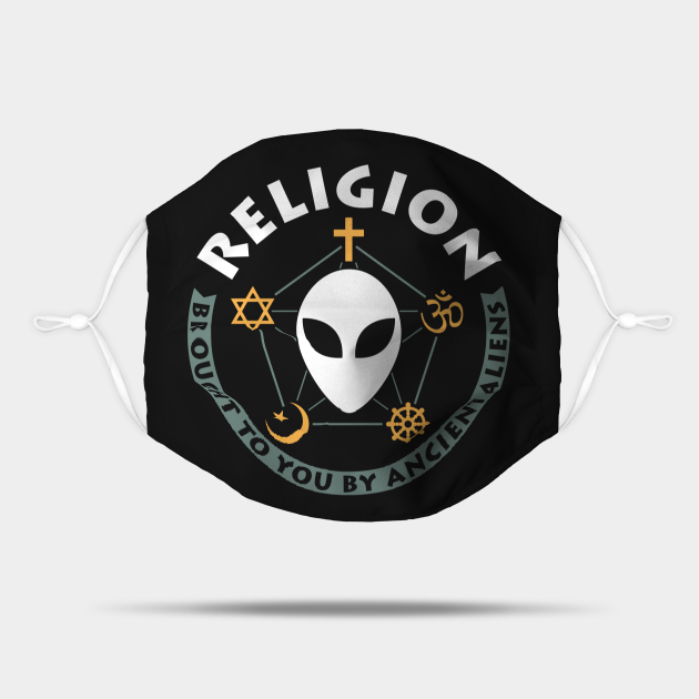 Religion Brought To You By Ancient Aliens