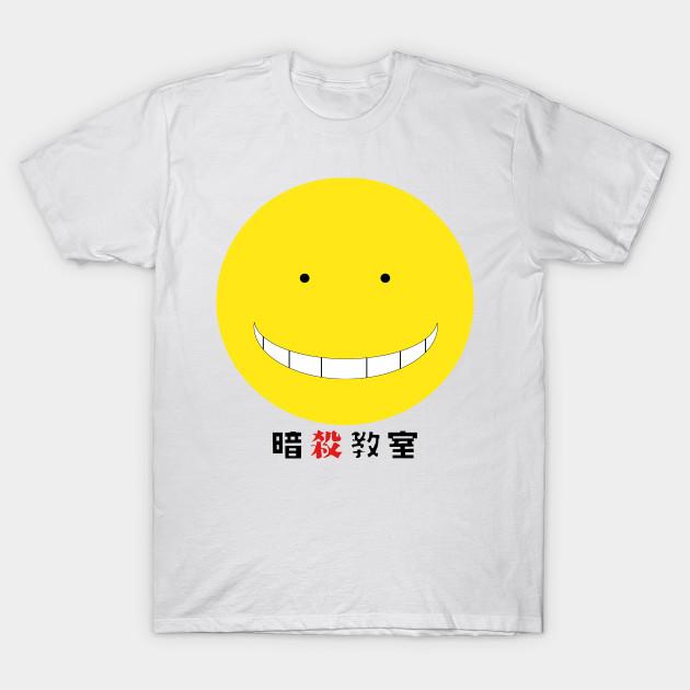 Classroom T Shirt Design ~ Koro sensei assassination classroom korosensei t