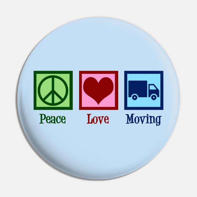 Peace Love Moving Company