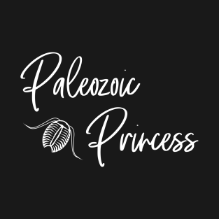 Paleozoic Princess t-shirts