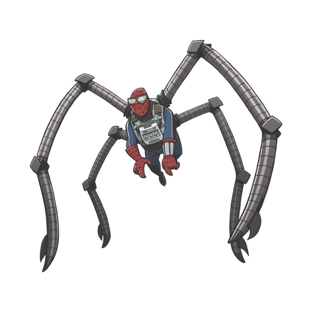 The Spectacular Spider-Kid!