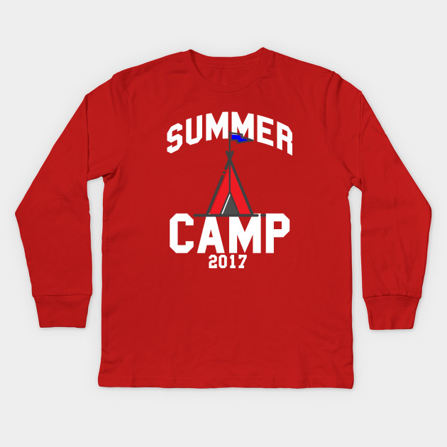 Best Ever Summer Camp 2017 T Shirt Unique Vacation Gift Idea Teenage