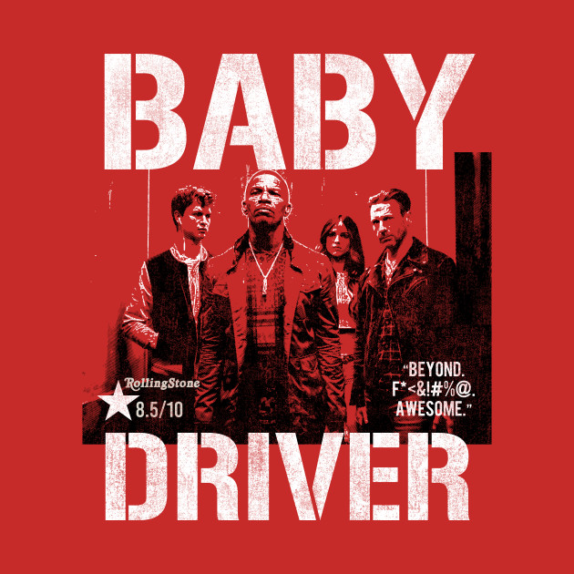 BABY DRIVER D02