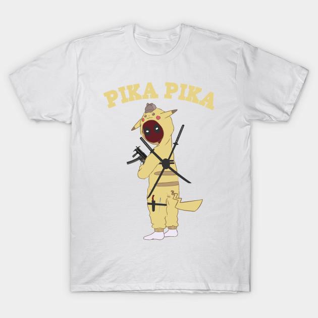 65dad1ed Detective Pikachu - Pikachu - T-Shirt | TeePublic