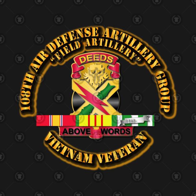 108th Air Defense Artillery w VN SVC