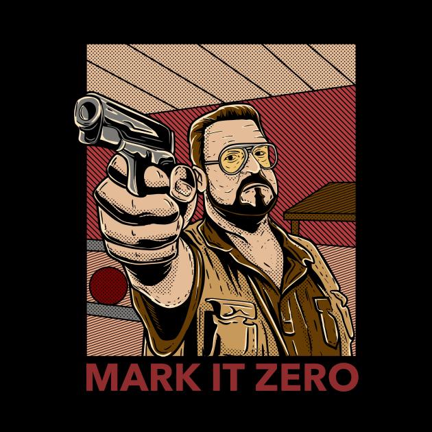 walter mark it zero