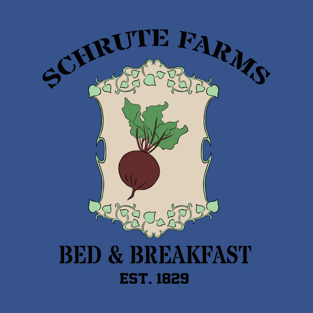 The Office - Schrute Farms Bed & Breakfast
