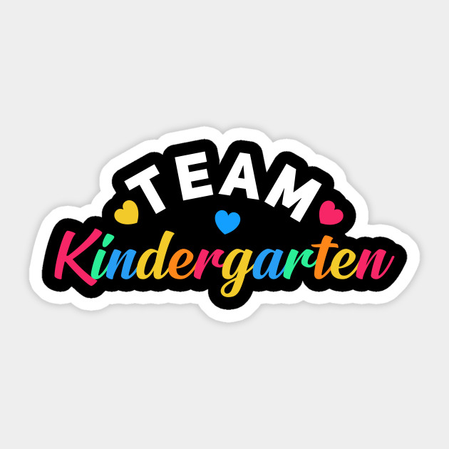 Team kindergarten guidance teacher educator gift