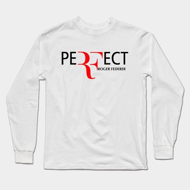 5eadd597 Roger Federer - Roger Federer - Long Sleeve T-Shirt | TeePublic