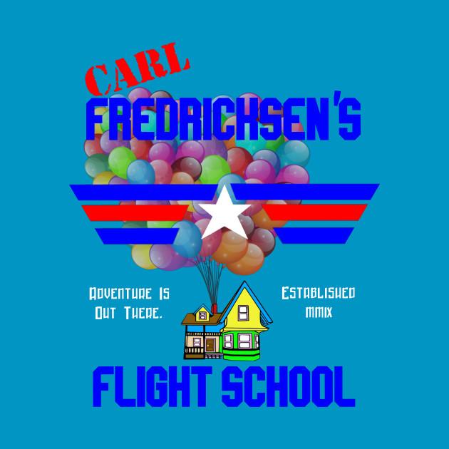 Carl Fredricksen's Flight School