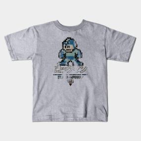 bbce516c153 Main Tag Mega Man Kids T-Shirts