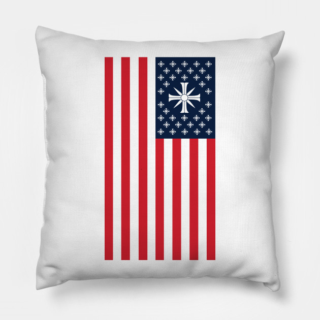 cult class cry usa pillows flag pillow far span throw