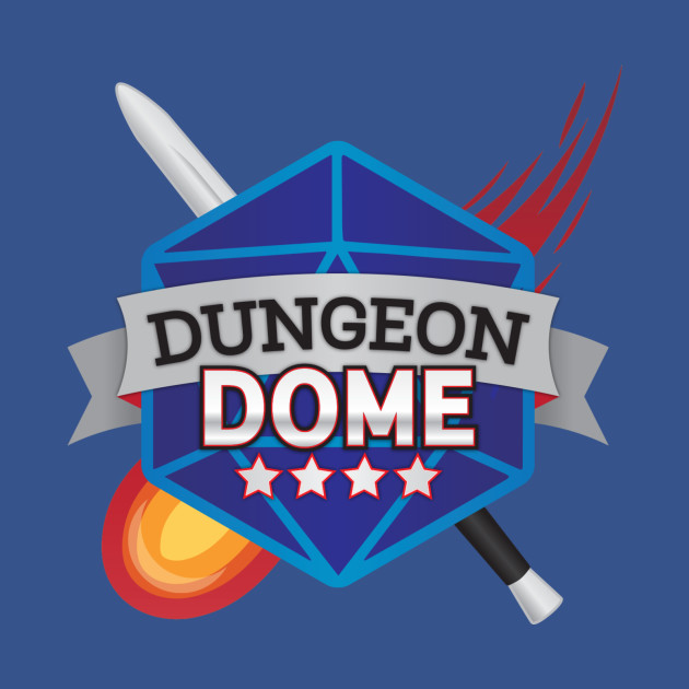 Dungeon Dome Logo Shirt