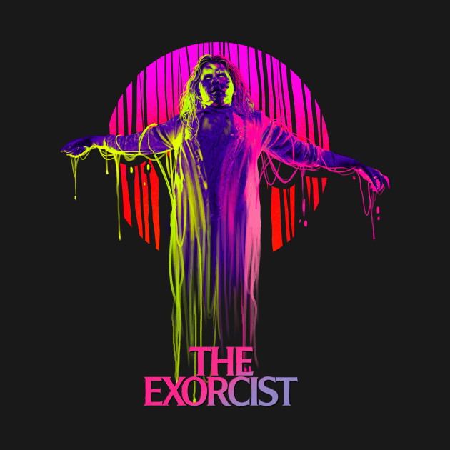 The Exorcist Neon.