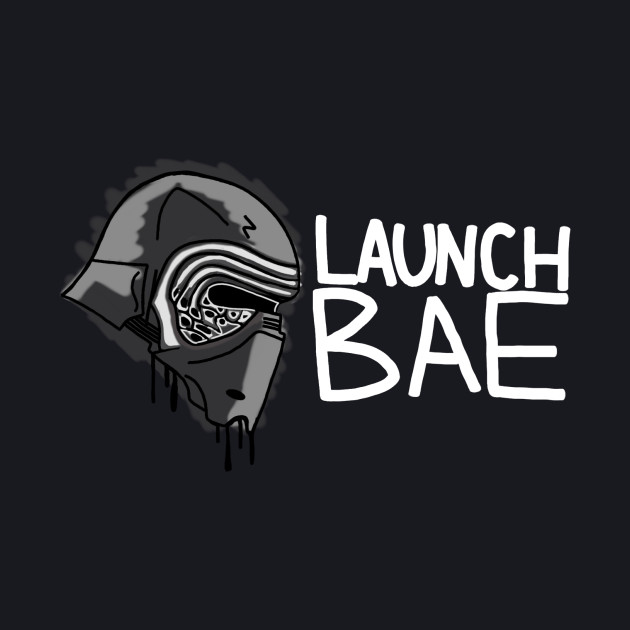 Launch Bae (Kylo-White)