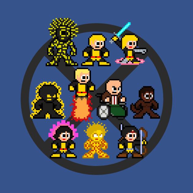 8-Bit New Mutants