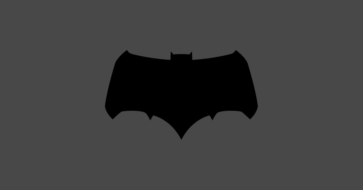 Image result for the batman symbol bvs