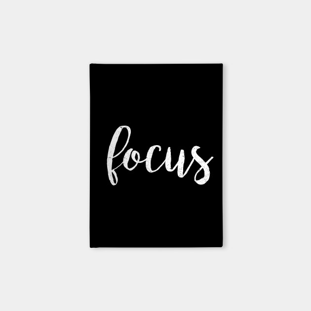 Focus Funny Inspirational Workout Fitness Gift
