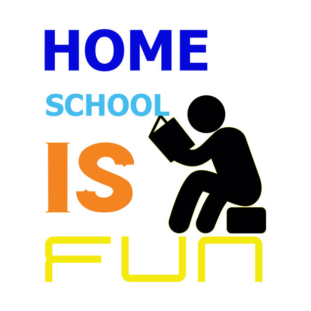 Home School Is Fun