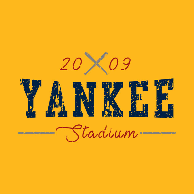 Yankee Stadium - New York Yankees - T-Shirt | TeePublic