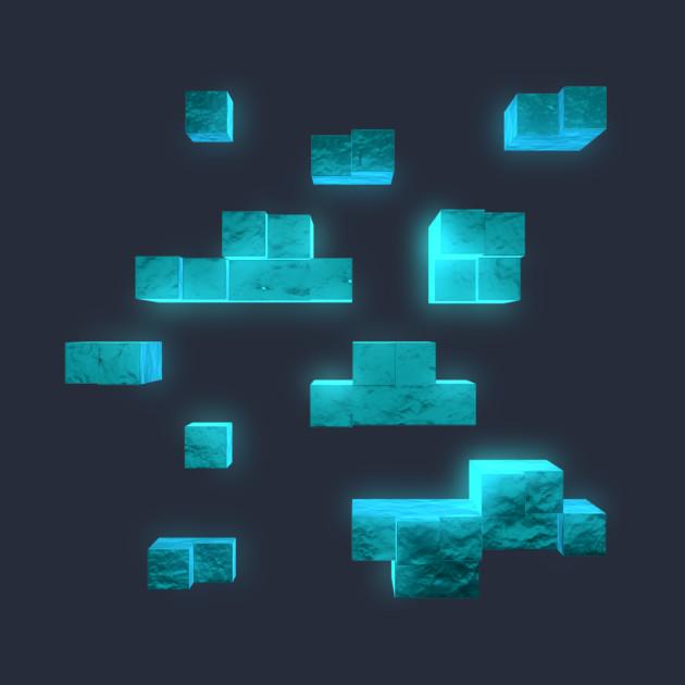 Diamond Ore - 3D